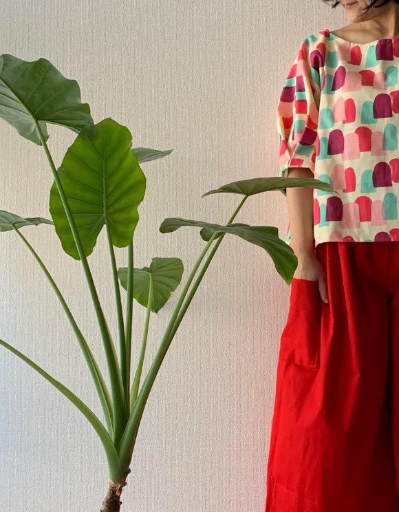 越前市にあるゲッコウカフェにて個展ManuFacture Market の夏服「Balance」が5/18(土)~26(日)開催。福井の女性を応援するくらし情報、くらしくふくい。