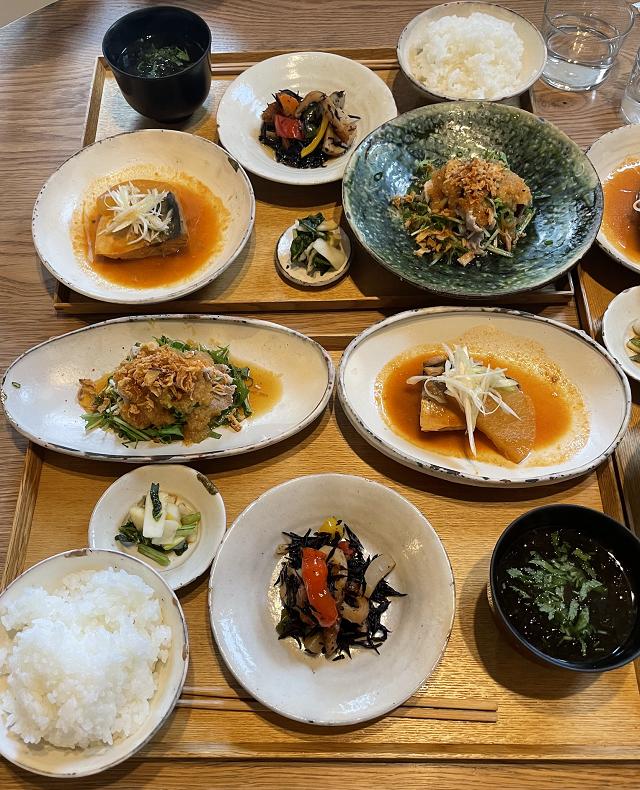 福井のランチSALUT