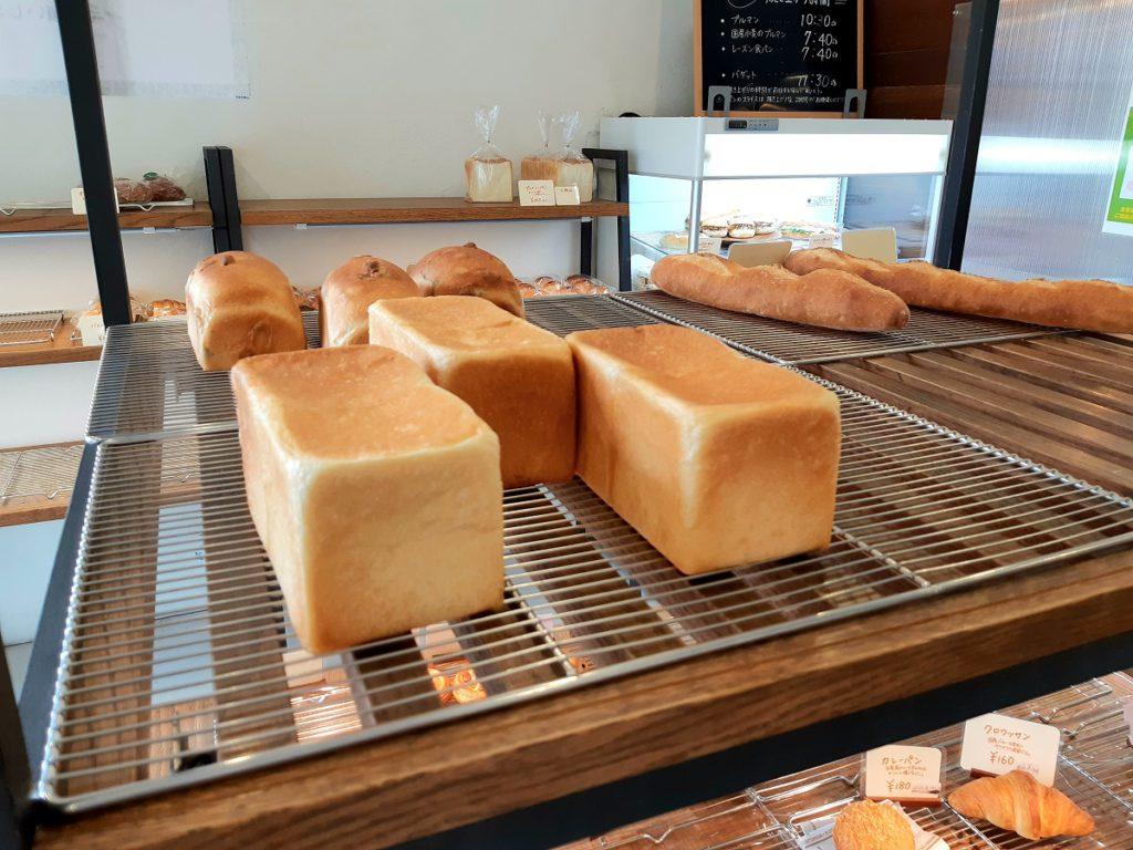 福井グリンベーカリーの食パン